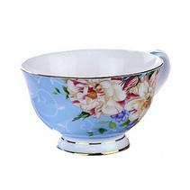 15頭歐式骨瓷咖啡具套裝 英式下午紅茶具咖啡杯碟陶瓷壺套裝