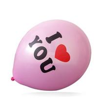 愛心氣球 婚禮裝飾氣球定制