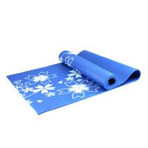 6mmpvc印花瑜伽垫 防滑环保瑜伽毯