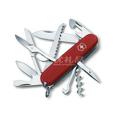 維氏VICTORINOX瑞士軍刀獵人尼龍1.3713定制