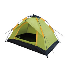 零度探索 野外露营2-3人帐篷户外双人双层防暴雨速搭多人野营帐篷