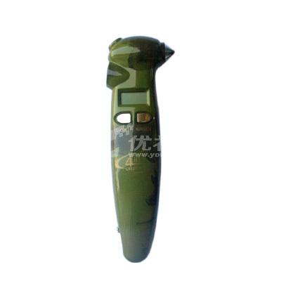 多功能数显式胎压计 胎压表 测压仪安全锤定制
