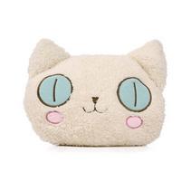 卡通靠垫多功能毯-熊猫 休闲毯毛毯 婴儿毛毯 毛巾被纯棉定制