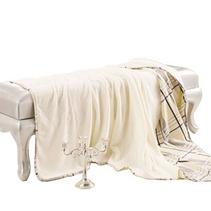 蚕丝毯 春秋毛毯 蚕丝棉毯子