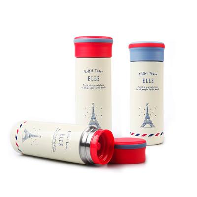 時尚雙層不銹鋼保溫杯 250ML保溫壺辦公保溫杯定制