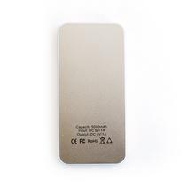 時尚商務禮品5000mah移動電源8GBS手機兩用U盤商務筆套裝定制
