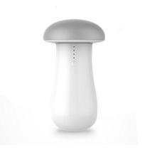 时尚新品小蘑菇台灯移动充电8000毫安移动电源充电宝