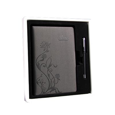 創意筆記本禮盒日記本文具記事本子套裝logo商務活動禮品