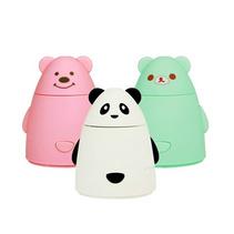 可爱迷你加湿器百变熊加湿器USB桌面加湿器