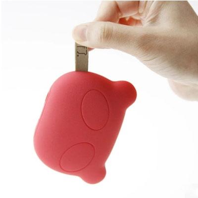 阿宝移动电源原创设计阿宝 为萌而生便携充电宝