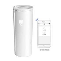 爱拼图(ipinto) 白色 智能水杯 APP饮水提醒 温度显示 无线充电 德国红点设计奖 创意礼品