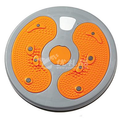 健身器材三件套跳繩拉力器扭腰盤定制