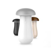 時尚新品小蘑菇臺燈移動充電8000毫安移動電源充電寶