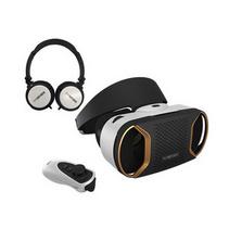 暴風魔鏡4代 黃金版 VR虛擬現實眼鏡 智能3d眼鏡 頭戴式游戲頭盔定制  Android iOS兩個版本可定制