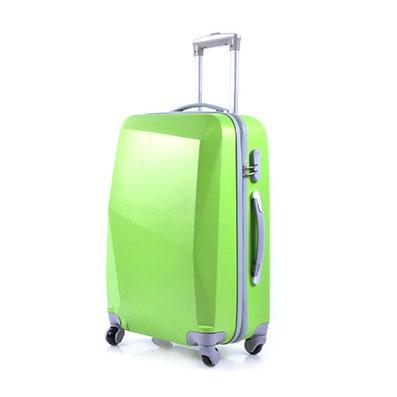 20寸 鉆石切割面拉桿箱萬向輪旅行行李登機箱 男女箱子