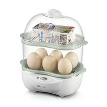 小熊煮蛋器  双层蒸蛋器煮蛋机