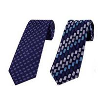真丝平纹提花领带定制