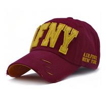 韩版AFNY棒球帽 鸭舌帽 遮阳帽韩国 时尚男女帽