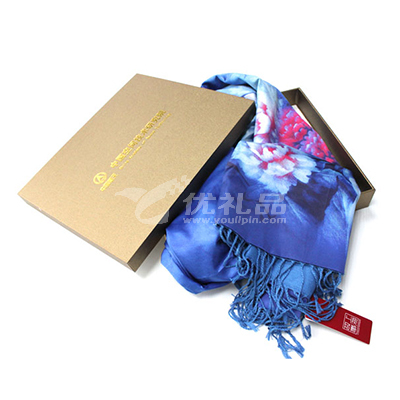 上海故事桑蚕丝丝巾女双面秋冬长款真丝围巾披肩两用