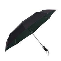三折自開自收彩膠雨傘定制