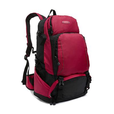 欧柏斯新款背包男女户外休闲旅行双肩包登山包