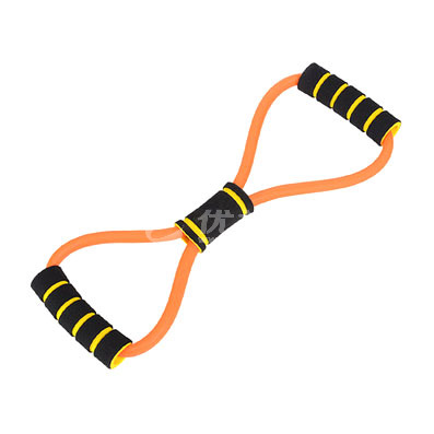Easysport八字擴胸拉力器/多功能塑身瑜伽拉力器