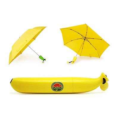 广告伞必威bet 香蕉雨伞 晴雨伞 遮阳伞 创意水果雨伞
