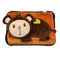 可爱创意开心动物卡通电暖袋 暖手宝批量定制