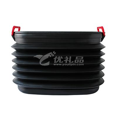 領路者 正品大號車載置物箱戶外折疊桶收納多功能便攜釣魚桶定制