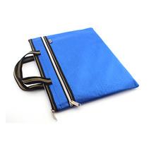 足球紋文件袋定制拉鏈袋公文包 資料袋定制