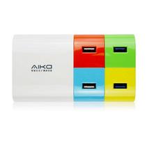 牛X 轉換插座定制 時尚版 AD041 4USB 充電器插座 多口USB電源適
