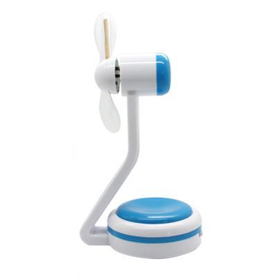 手持烧录风扇定制迷你小USB电风扇带有字体