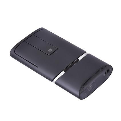 Lenovo/聯想N700 win8平板超薄無線鼠標定制激光雙模觸控2.4G藍牙4.0
