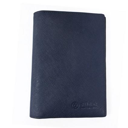 禮品皮具票證包定制 牛皮護照包定制
