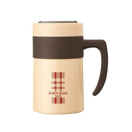 JOHN BOSS 巴寶瑞骨瓷內膽辦公杯定制商務杯英倫禮品杯茶杯定制