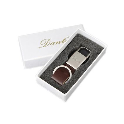 創意汽車鑰匙扣定制logo送禮盒 真皮實用鑰匙扣禮品訂制