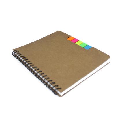 商务线圈本 笔 荧光条套装定制 ,随身记事本定制