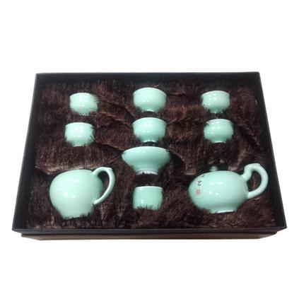 年年有余蓋碗茶具定制