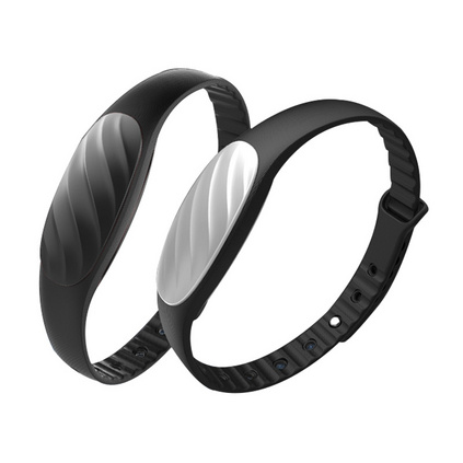bong2s/2p心率手环 智能手表手环 运动手环计步器 蓝牙健康手环 2p黑色心率版定制