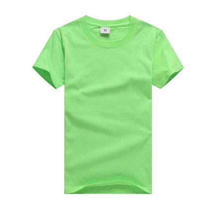 180g圆领精梳文化衫纯棉T恤定制