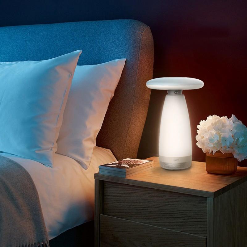 Roome智能灯 卧室情景氛围灯睡眠灯3D手势控制人体感应夜灯