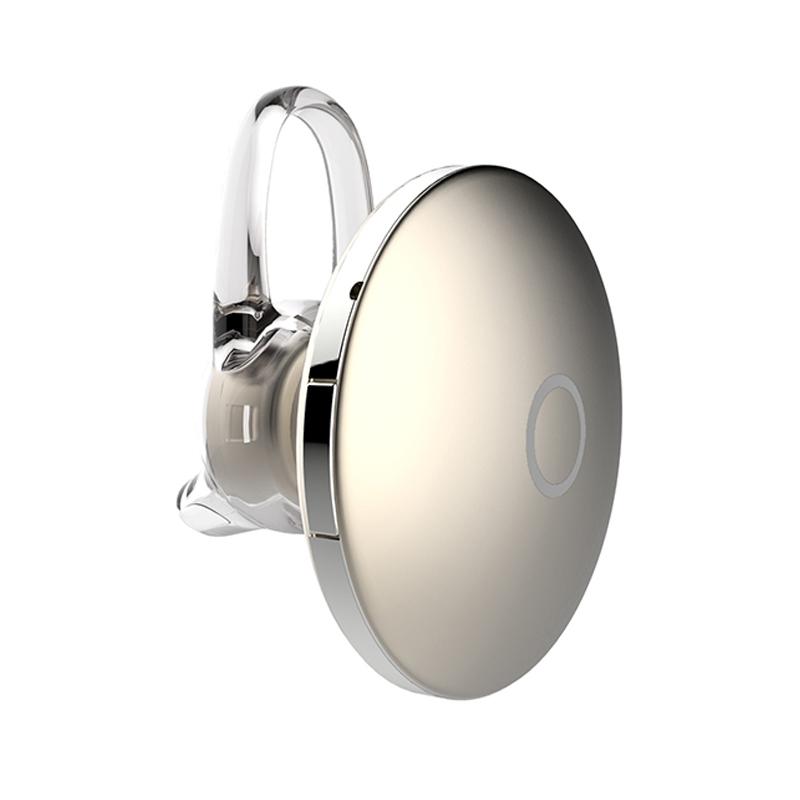 新款 UFO蓝牙耳机 4.1迷你挂耳式耳麦 mini车载立体声通用 商务版