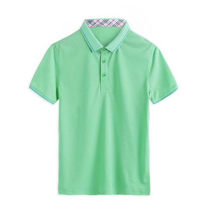 碳纖維翻領T恤定制