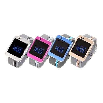 一米S2防水蓝牙智能手表手机男女跑步计步器定制
