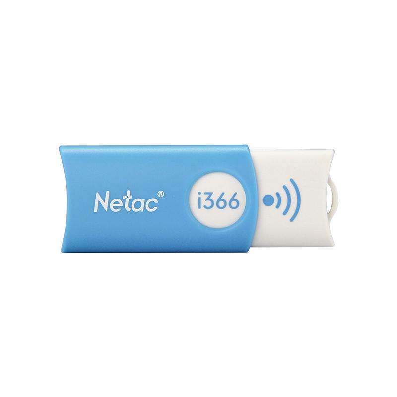 朗科(Netac)i366 16G U享系列之WiFi閃存盤