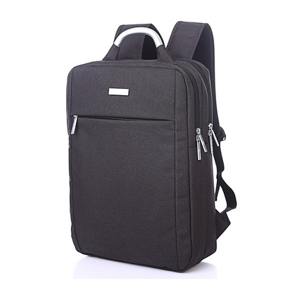 旅行王子 男士背包商务双肩背包男休闲小电脑包女轻简约潮方形15.6寸14韩版