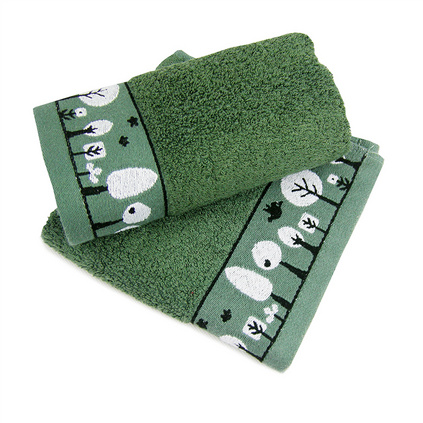 新款纯棉毛巾有机棉竹棉混纺系列