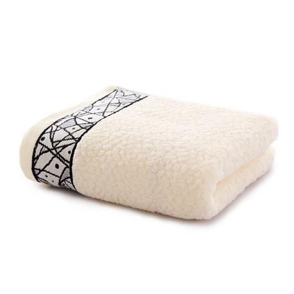新款純棉毛巾 洗臉純棉加大加厚毛巾