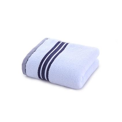 新款純棉橫條毛巾 柔軟吸水 純棉禮品毛巾