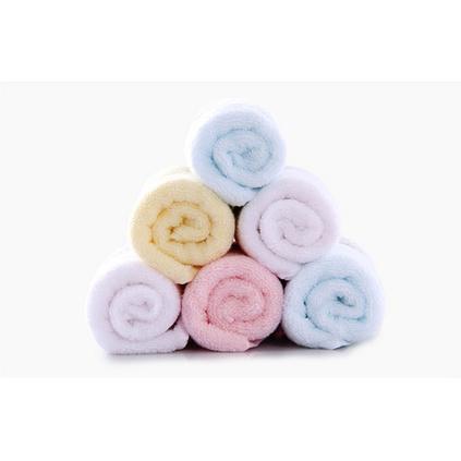 定做新款創意純棉毛巾素色情侶彩虹毛巾禮品